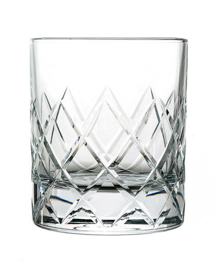 Bicchieri Whisky in cristallo rete