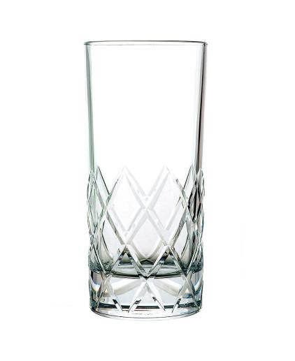 Bicchieri in cristallo da Long drink rete