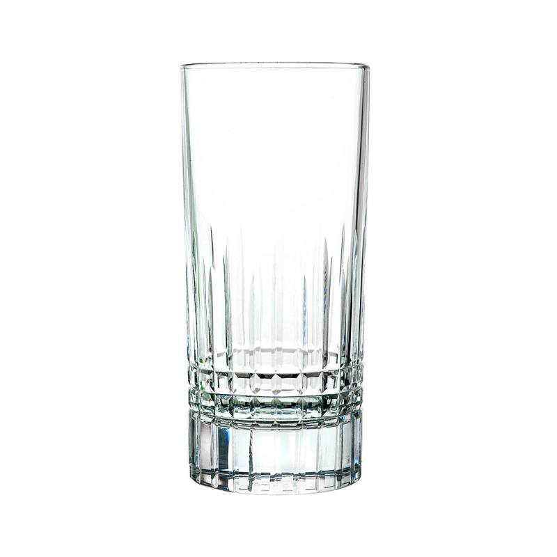 Bicchieri in cristallo da long drink piatti adriano for Bicchieri cristallo