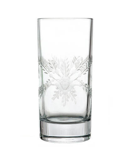 Bicchieri da Long drink colorati - Fiori