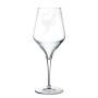 Calici in cristallo da vino rosso