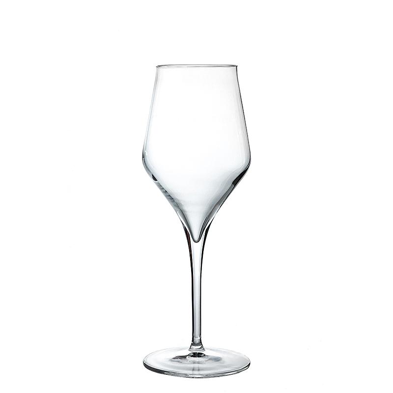 Bicchieri da vino bianco in cristallo piatti adriano for Bicchieri cristallo