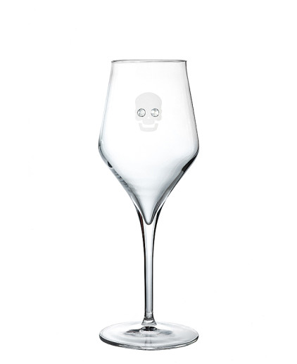 Calici da degustazione vino bianco