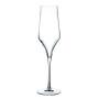 Bicchieri flute da Champagne in cristallo