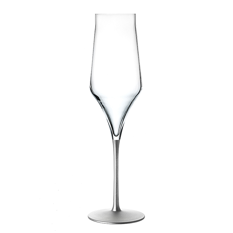bicchieri flute da champagne in cristallo piatti adriano