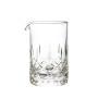 Mixing Glass in cristallo - Rete fiamma