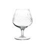 Calice da Cognac in cristallo-Rete Fiamma