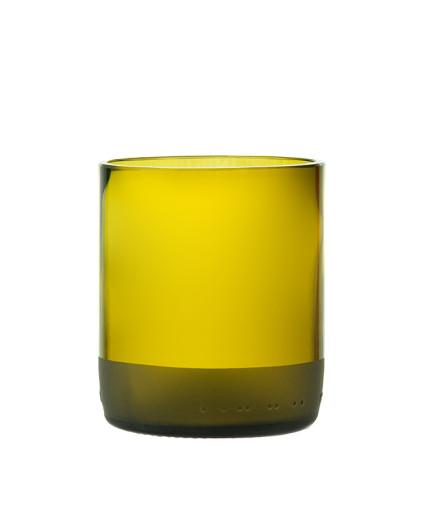 Bicchiere Acqua #Recycling - Fondo sabbiato